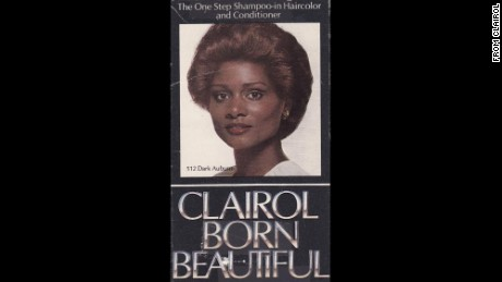 Tracey Norman was one of the faces of Clairol.