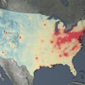 NASA air quality US 1