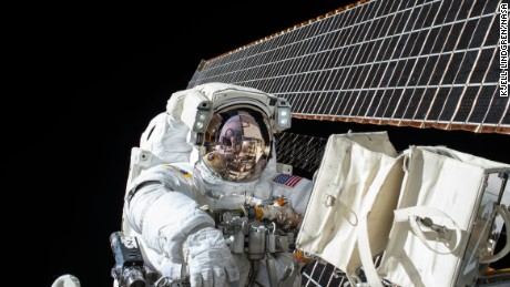 Scott Kelly from space: 'I feel like I've lived my whole life up here'