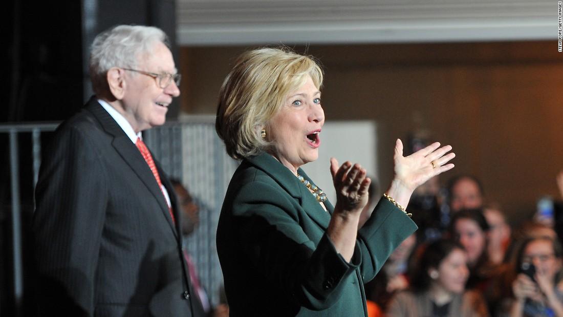 Hillary >> Hillary Clinton backs the Buffett rule in Omaha - CNNPolitics