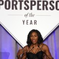 Serena Williams SI award