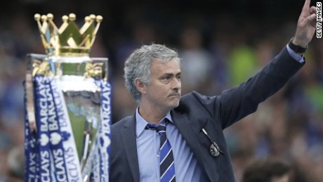 Looking back on Mourinho's Chelsea reign