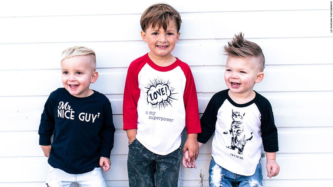 Challenging What It Means To Dress Like A Boy Cnn