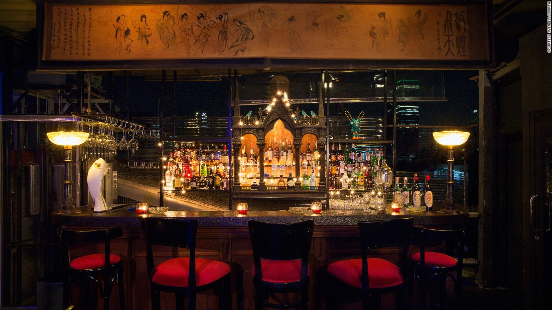 9 Of Bangkoku0027s Most Stunning Bars | CNN Travel