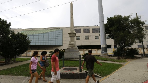 Mayors have tried to remove the monument to the Battle of Liberty Place in the past. Thursday's New Orleans City Council vote makes it one of four pieces that will be taken down.