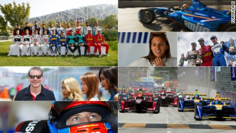 Formula E: Teams and drivers for 2015-16 season