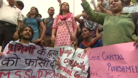 The rape and murder of the girl known as Nirbhaya sparked protests in India and led to a tightening of the law.