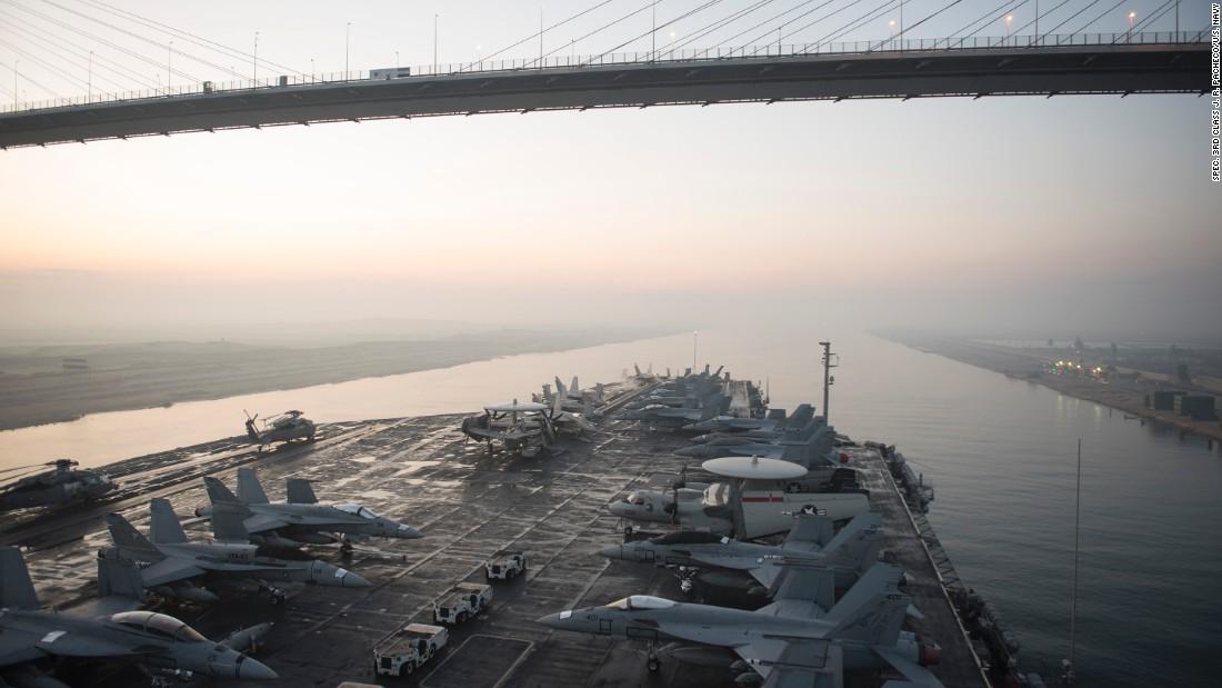 Is the U S  Navy too small? - CNNPolitics
