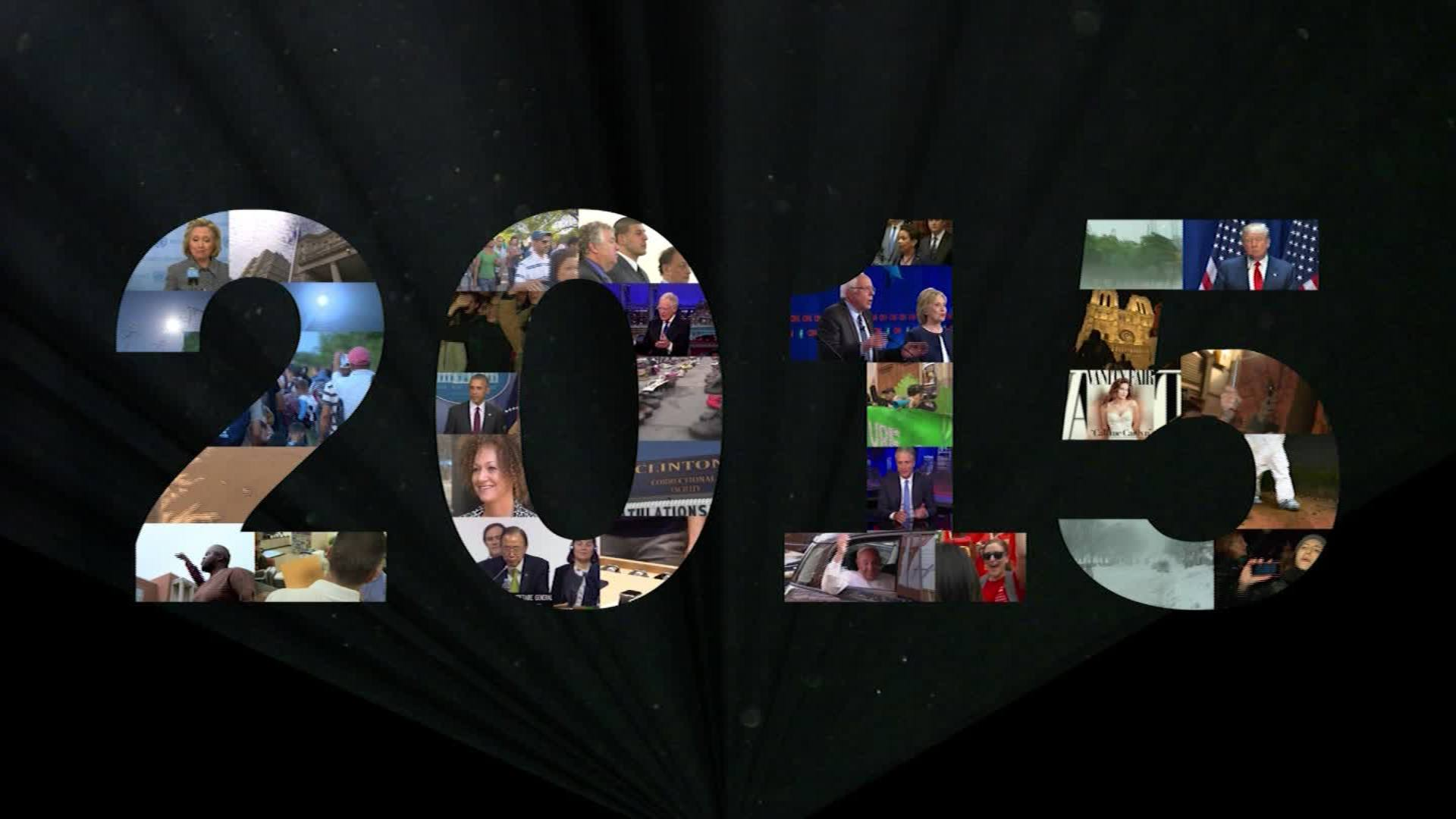 A look back at 2015 - CNN Video