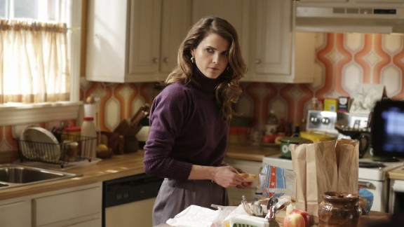 "With the fourth season of ""The Americans"" starting in March 2016, there"