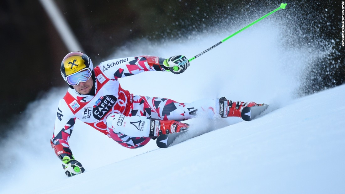 Skiing World Cup: Marcel Hirscher on top after win - CNN