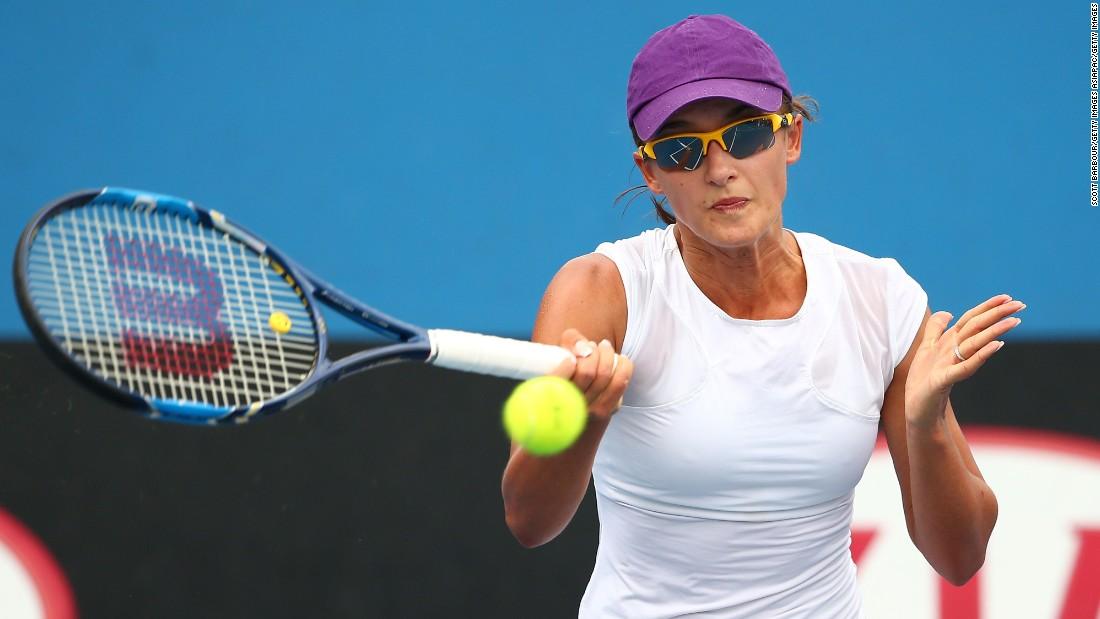 Rodionova had been hoping to win a wildcard place in the main draw of 2016's opening grand slam tournament.