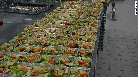 One dead in listeria outbreak; salad suspected