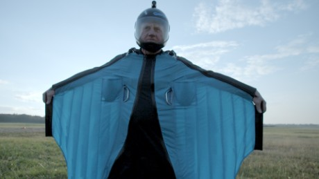 These handmade suits give you wings