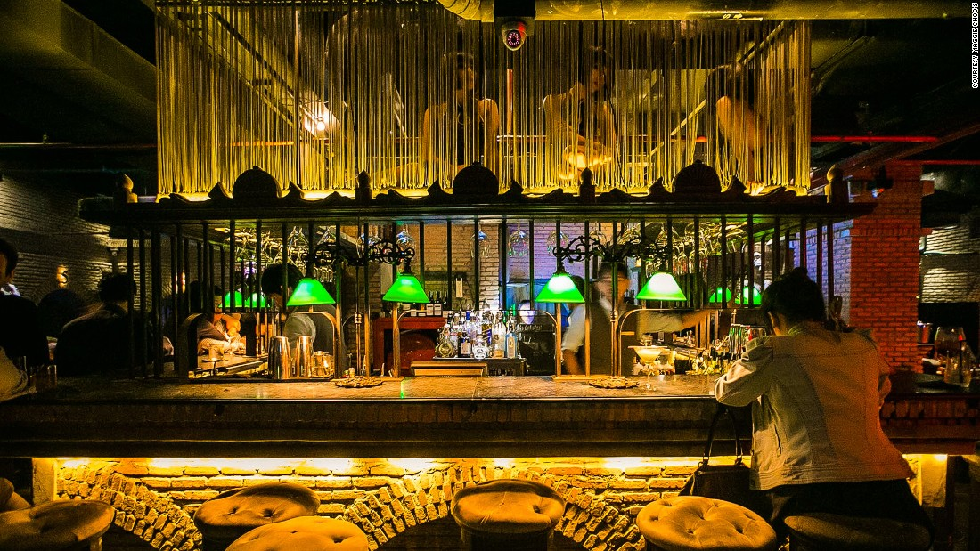 Bon 9 Of Bangkoku0027s Most Stunning Bars | CNN Travel