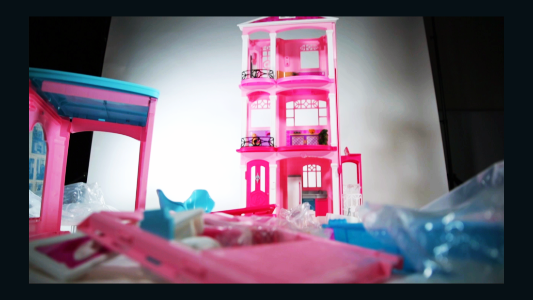The Barbie Dreamhouse Is My Worst Nightmare