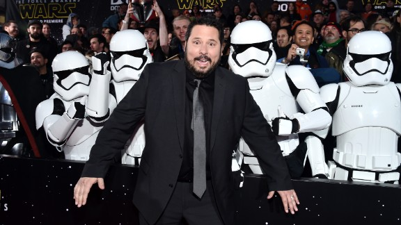 """A long-time collaborator with Abrams, Greg Grunberg reprises a working relationship that spans """"Felicity,"""" """"Alias,"""" """"Lost,"""" and """"Heroes,"""" as Resistance pilot Snap Wexley."""
