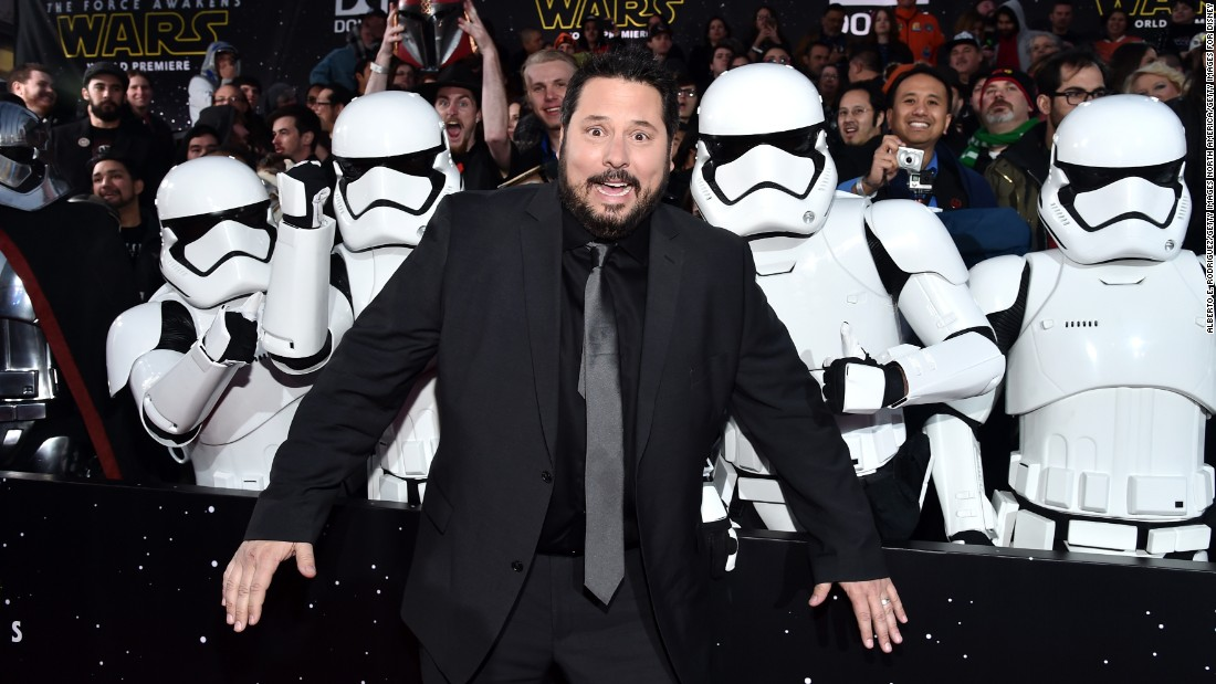 "A long-time collaborator with Abrams, Greg Grunberg reprises a working relationship that spans ""Felicity,"" ""Alias,"" ""Lost,"" and ""Heroes,"" as Resistance pilot Snap Wexley."