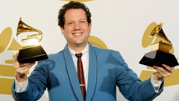 """The composer behind the scores for """"Alias"""" and """"Lost,"""" the Grammy-winning Giacchino reprised his relationship with Abrams as Stormtrooper FN-3181."""