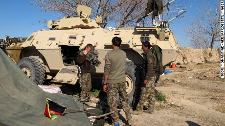 Analyst: Afghan forces can't match Taliban tactics