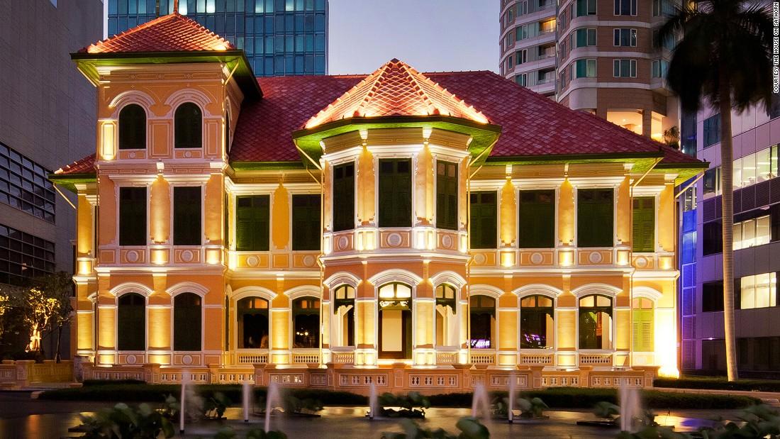 9 of Bangkok\'s most stunning bars | CNN Travel