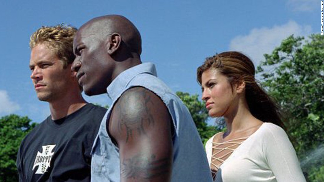 "<strong>""2 Fast 2 Furious""</strong>:  The late Paul Walker, Tyrese Gibson and Eva Mendes star in this sequel to the ""The Fast and Furious."" <strong>(Netflix) </strong>"