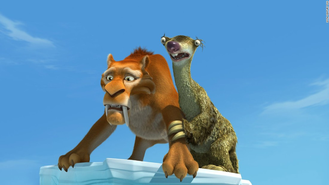 "<strong>""Ice Age: The Meltdown""</strong>: The second installment in the ""Ice Age"" animated movie franchise, this one involves global warming. <strong>(Netflix)</strong>"