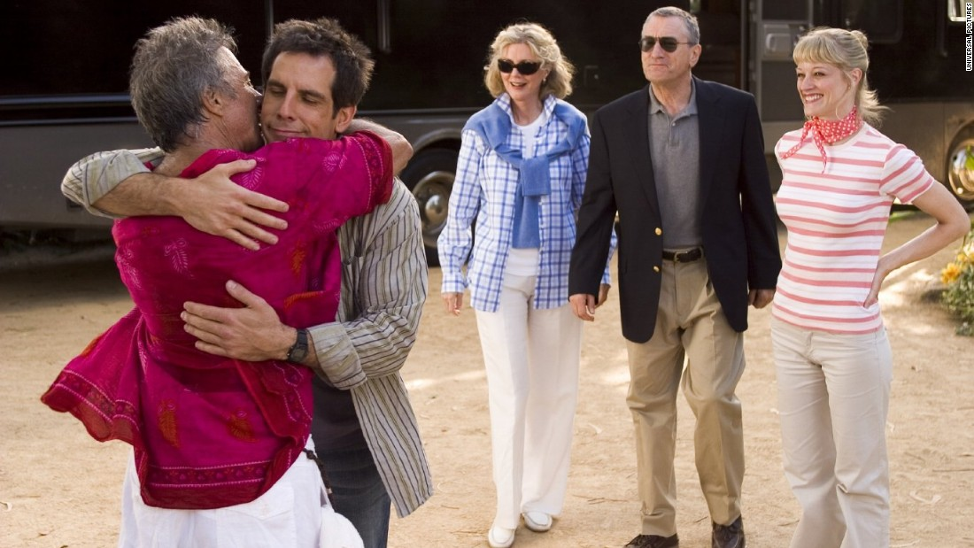 "<strong>""Meet the Fockers""</strong>: Ben Stiller stars as Greg Focker, who decides to get his parents together with the parents of his fiancée. <strong>(Netflix) </strong>"