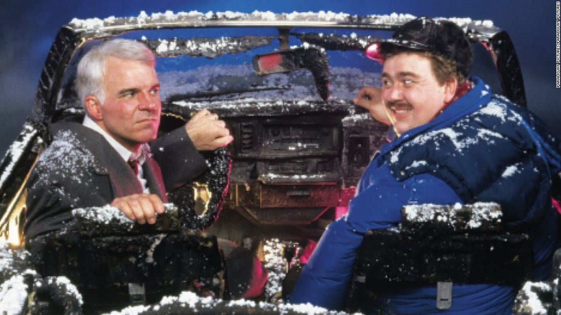 "<strong>""Planes, Trains and Automobiles""</strong>: Steve Martin and John Candy star as an odd couple who trek together from New York to Chicago for Thanksgiving. <strong>(Netflix, Amazon Prime, Hulu)</strong>"