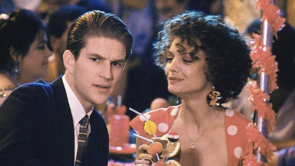"""""""Married to the Mob"""": Matthew Modine and Michelle Pfeiffer star in this 1988 dark comedy about a gangster's widow and an FBI agent. (Amazon Prime, Hulu)"""