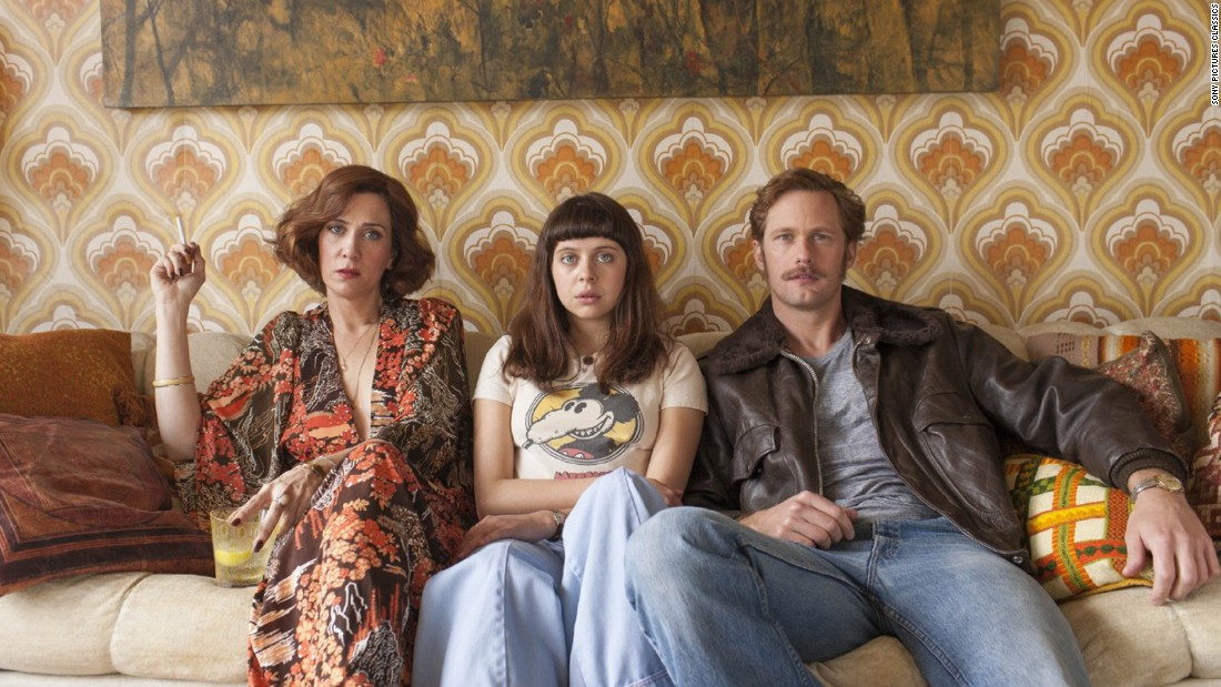 "<strong>""The Diary of a Teenage Girl""</strong>: Kristen Wiig, Bel Powley and Alexander Skarsgard star in this film about a teen artist in 1970s San Francisco who has an affair with her mother's boyfriend. <strong>(iTunes) </strong>"