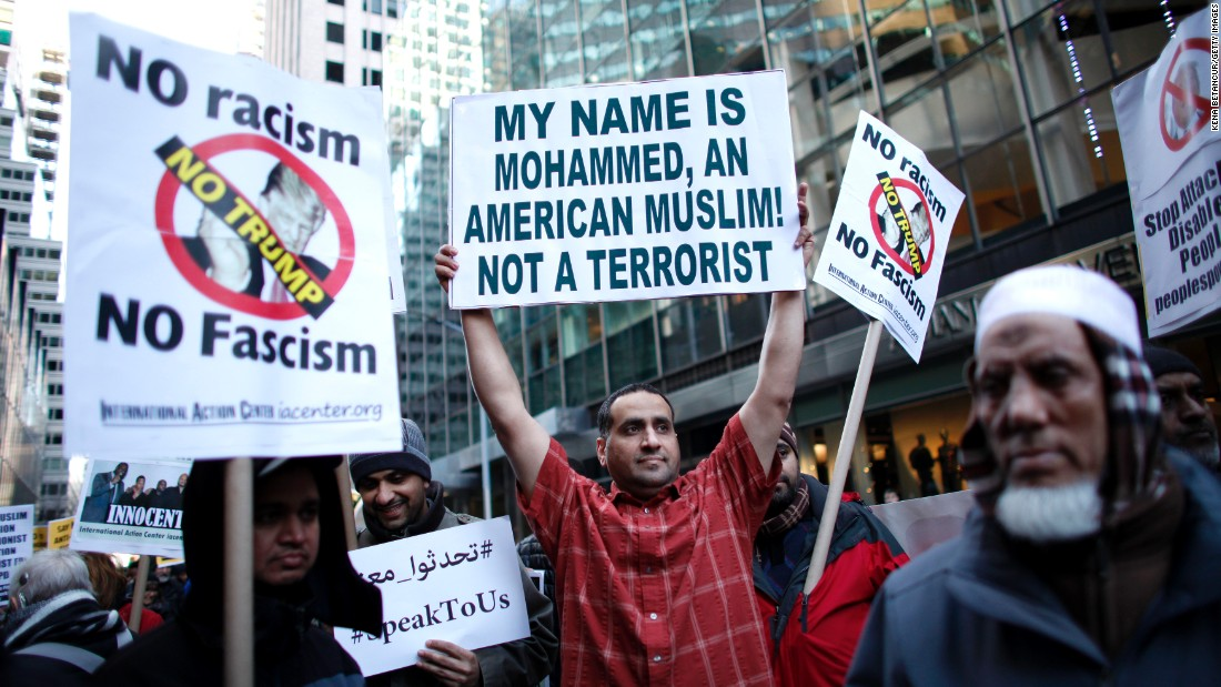 racism against muslim people in america While the world is in a dither about america recognizing jerusalem as israel's capital, it is, predictably, totally unconcerned about the constant and ongoing practice of legally or culturally enforced discrimination and/or persecution based on a person's race or national identity – to wit, apartheid – in the muslim world.