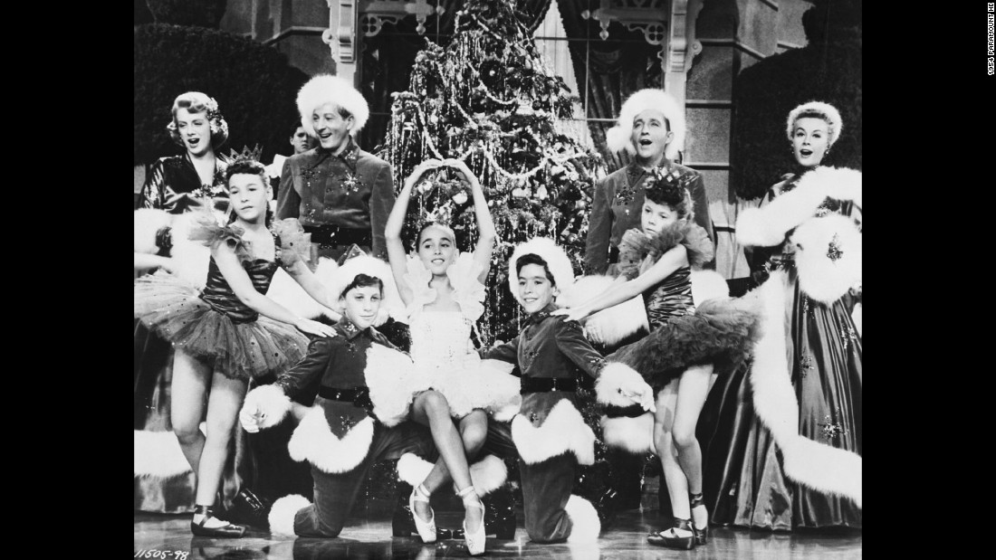 The Cast Of White Christmas.7 White Christmas Movie Facts You Might Not Know Cnn