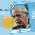 FIFA scandal collector cards Chavez
