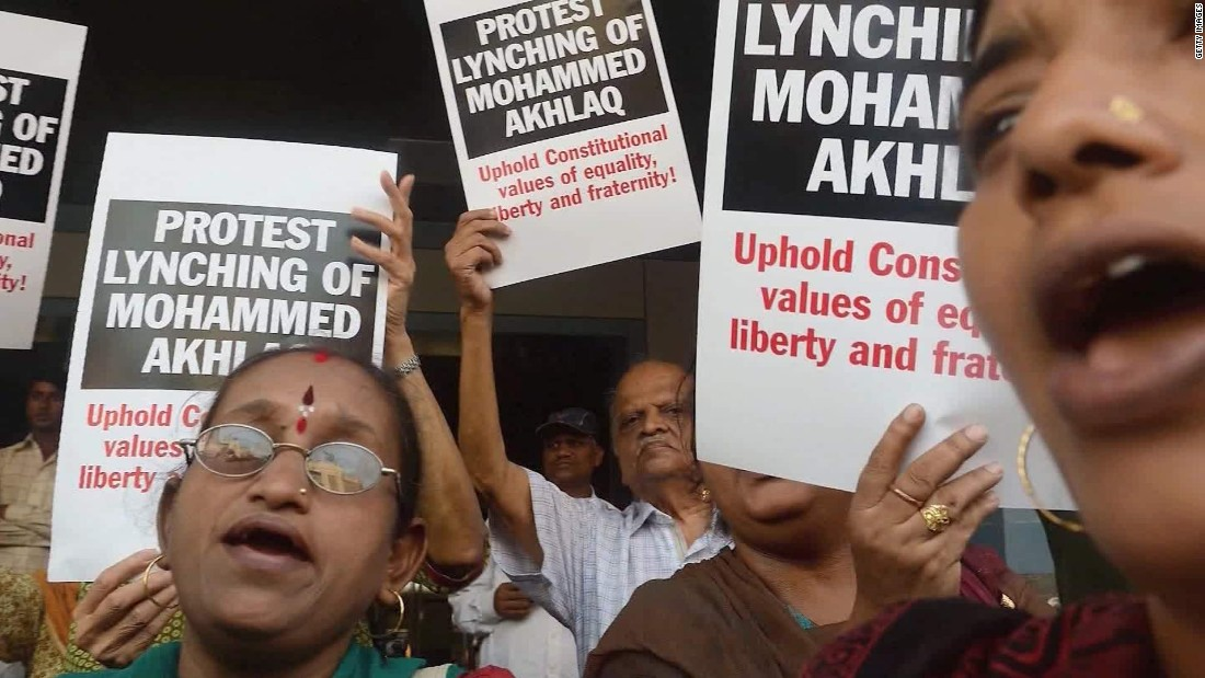 'Mobocracy' cannot be the new normal, says India's top court on lynching