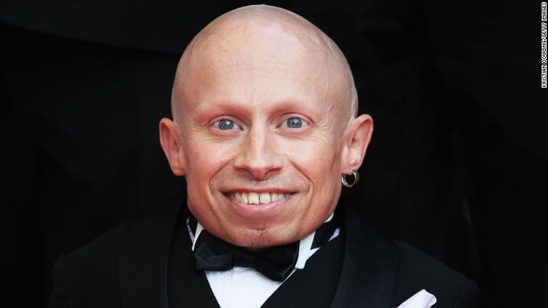 Actor Verne Troyer dead at 49