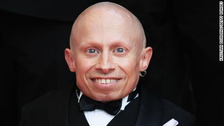 CANNES, FRANCE - MAY 22: Actor Verne Troyer attends The Imaginarium Of Doctor Parnassus Premiere at the Palais De Festivals during the 62nd International Cannes Film Festival on May 22, 2009 in Cannes, France.  (Photo by Kristian Dowling/Getty Images)