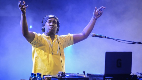 Hip-hop pioneer Grandmaster Flash was born Joseph Saddler on January 1, 1958, in Barbados.