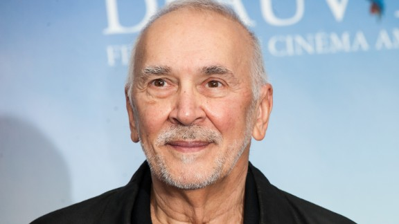 Tony-winning and Oscar-nominated actor Frank Langella was born on January 1, 1938, in Bayonne, New Jersey.