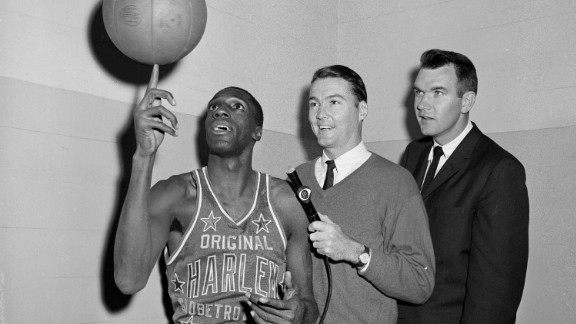 "George ""Meadowlark"" Lemon -- known to many as the ""Clown Prince of Basketball"" with the Harlem Globetrotters -- died Sunday, December 27. He was 83."
