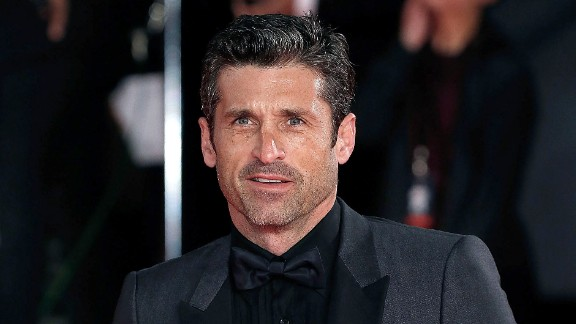 """No matter his age, Patrick Dempsey will always be """"McDreamy"""" to us. He turned 50 on January 13."""