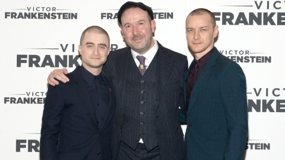 "Daniel Radcliffe, left, is the star of the hit movie franchise ""Harry Potter."" His collective box office comes to $2.5 billion."