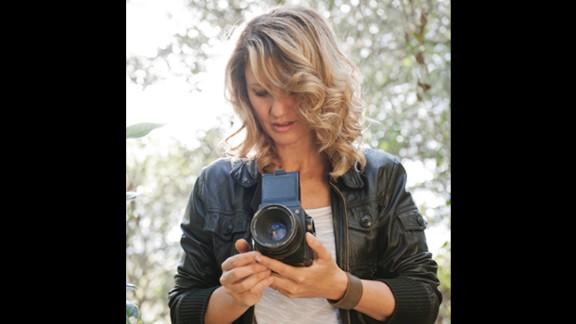 Photographer Stephanie Gengotti