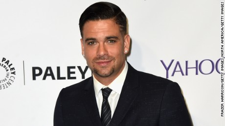 "HOLLYWOOD, CA - MARCH 13:  Actor Mark Salling arrives at  The Paley Center For Media's 32nd Annual PALEYFEST LA - ""Glee"" at Dolby Theatre on March 13, 2015 in Hollywood, California.  (Photo by Frazer Harrison/Getty Images)"