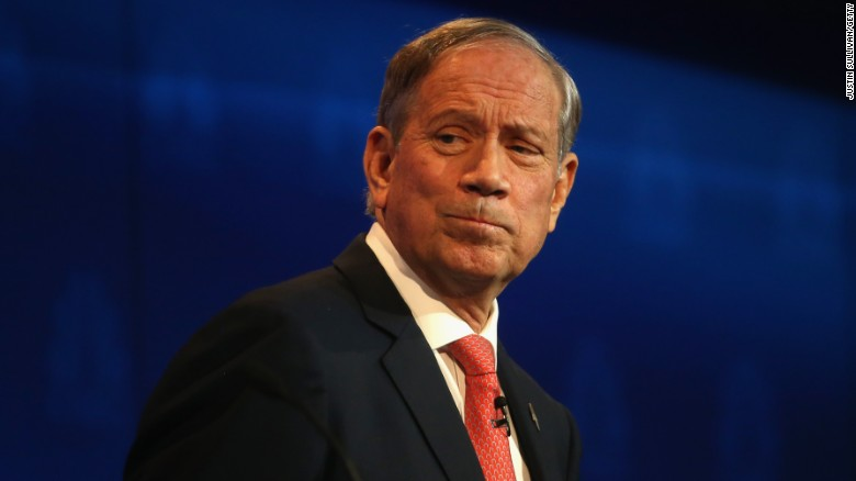 George Pataki drops out of presidential race