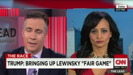 trump spokeswoman katrina pierson the lead intv live_00012805