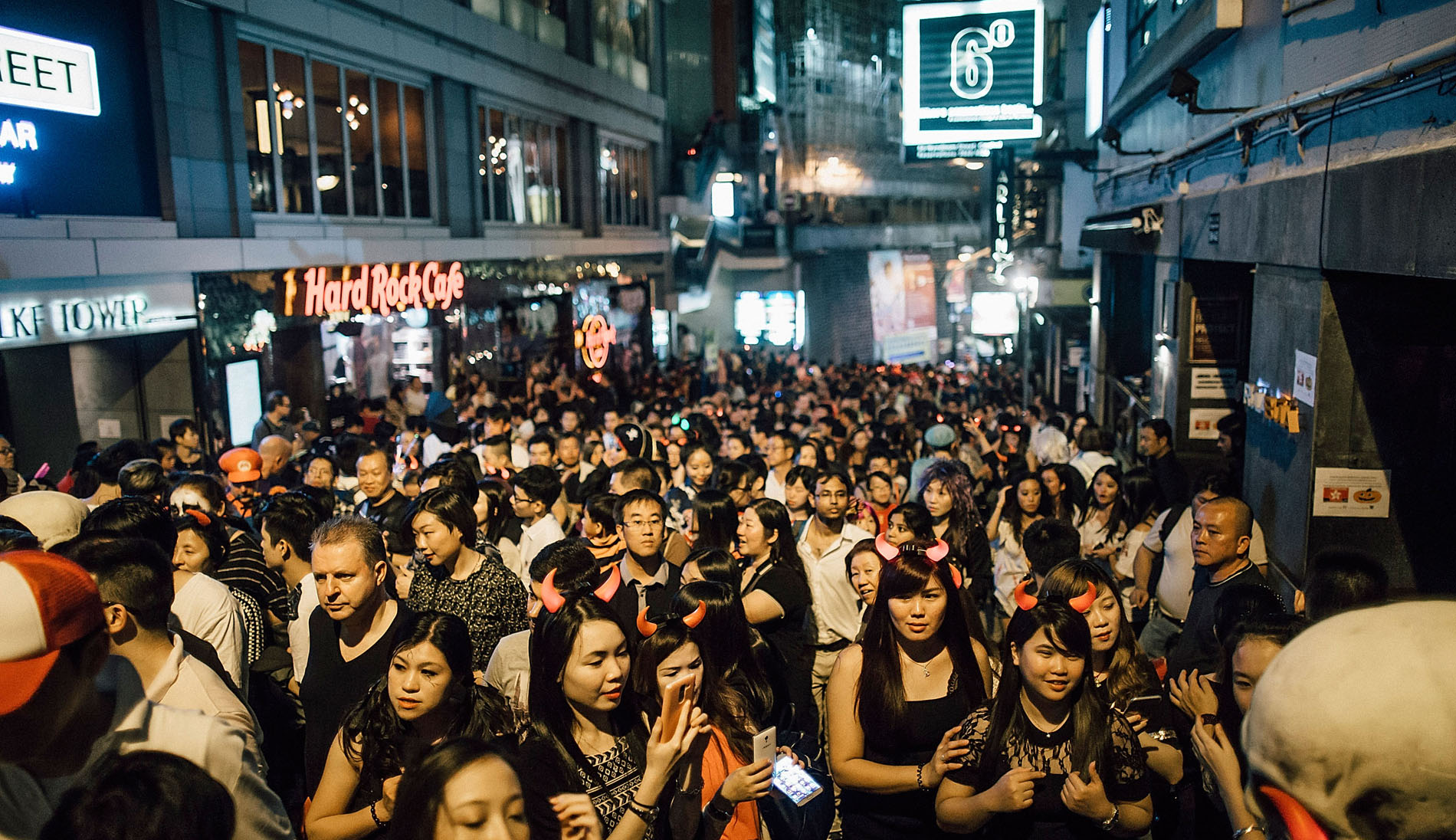 lan kwai fong: hong kong's party district   cnn travel