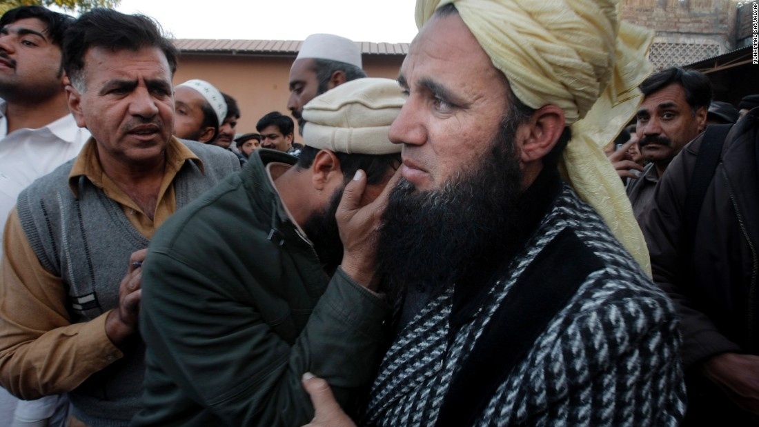A Taliban splinter group, the Tehreek e Taliban Pakistan Jamaat ul Ahra, claimed responsibility for the attack.