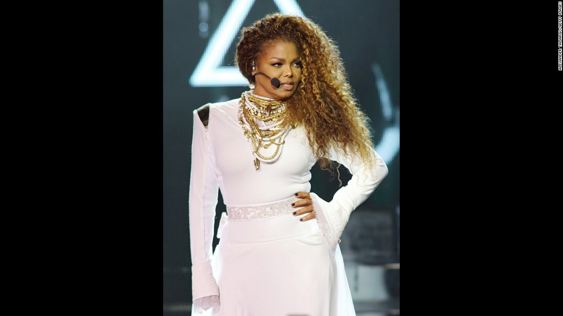 She's still in control. Of course we are talking about Ms. Jackson if you're nasty. Superstar Janet Jackson hit her milestone on May 16.