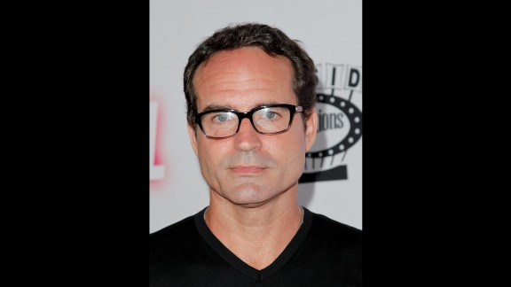"""How is it possible that """"Lost Boys"""" actor Jason Patric turned 50 on June 17."""
